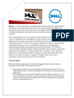 Term Paper on Dell Inc