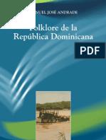 FOLCKORE DE LA REP. DOMINICANA -Manuel Jose Andrade -