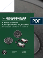 Unity Components Manual