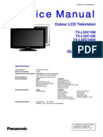Panasonic TX-l32c10b TX-l32c10e TX-l32c10es Chassis Glp24