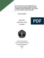 Pengaruh Pengeluaran Pemerintah Tenaga Kerja dan PMDN Terhadap Pertumbuhan Ekonomi.pdf