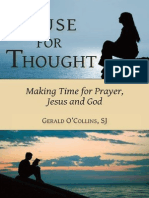 Pause for Thought_ Making Timend God - O'Collins, Gerald, SJ.pdf