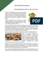 Romassets - 13 Octombrie 2014 - Noutati in Imobiliarele Din Romania