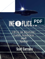 INEXPLICATA UFOs in Latin America and Spain