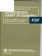 Apartheid Namibia