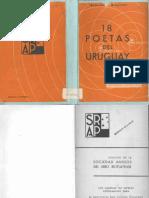 Brughetti, Romualdo - 18 Poetas Del Uruguay
