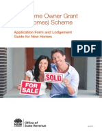 Nsw Home Grant