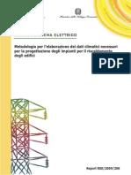 ENEA - Interpolazione Dati Climatici