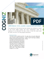 White Paper - LIBOR Manipulations and Regulations (1)