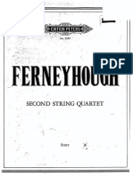 Ferneyhough - String Cuartet 2