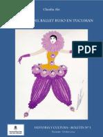 Presencia Del Ballet Ruso en Tucuman Por Claudia Ale