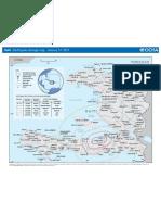 OCHA Map of Haiti Quake Epicenter