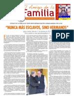 EL AMIGO DE LA FAMILIA domingo 4 enero 2015