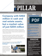 4th Pillar Issue December 2014