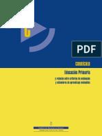 Currículo Primaria 2014