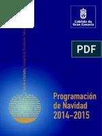 Programación de Navidad 2014-2015