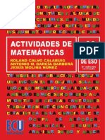 Actividades de Matematicas