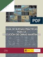 Guia de Buenas Practicas de Obras Maritimas