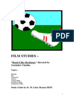 FILM STUDIES - Bend It Like Beckham