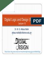 Digital Logic and Design 10