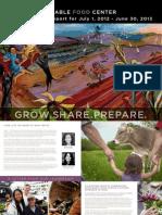 SFC Annual Report 2012