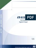 atr 42 cabin crew operating manual aviation aerospace engineering rh scribd com Flight Attendant Job Openings atr 72-500 flight crew training manual