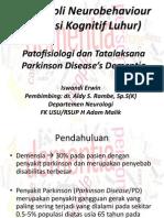 Patofisiologi Dan Tatalaksana Parkinson Disease's Demensia