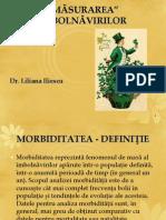 MORBIDITATEA_Studii _epidemiologice.ppt