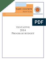 2014 Tentative Budget RsnZ8