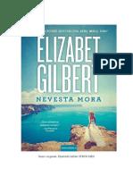 Elizabet Gilbert Nevesta Mora
