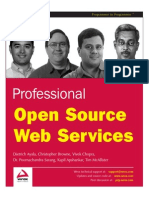 Professional Open Source Web Services