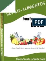 Livro Os 7 Super Alimentos Para Emagrecer