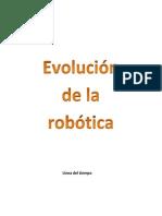 Linea Del Tiempo Robotica
