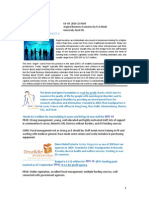 Meetings Scenarios--Angel Investments for Scribd