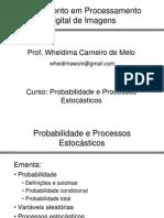 Processos Estocasticos