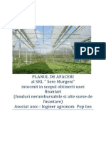 A 2.3 Anexa 7 - Plan de Afaceri - Sere Murgeni