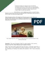 Prof Syed Naqiub