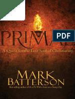 Primal by Mark Batterson -  Excerpt