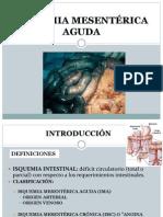 isquemia mesenterica aguda