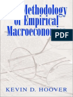 Hoover_The Methodology of Empirical Macroeconomics.pdf