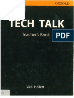 TECH TALK Teacher´s book (Pre Intermediate)