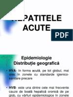 Curs Hepatita Acuta