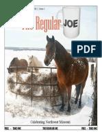 The Regular Joe - NWMO - January 2015