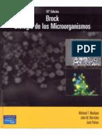 Biologia de Los Microorganismos - Brock 10ed