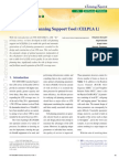 LTE Cell Planning Support Tools