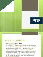 Presentación1 Etica y Derecho