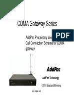 CDMA Gateway Series