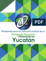 Problemario Yucatan 2014