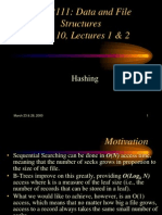 DFS Lecture 12