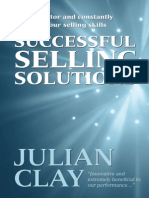 Successful Selling Solutions-Test, Monitor and Constantly Improve Your Selling Skills